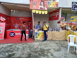 Awareness drive during Durga Puja