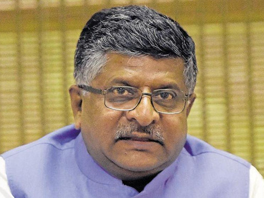 Sexual preference can be a personal choice, says Law minister Ravi Shankar Prasad