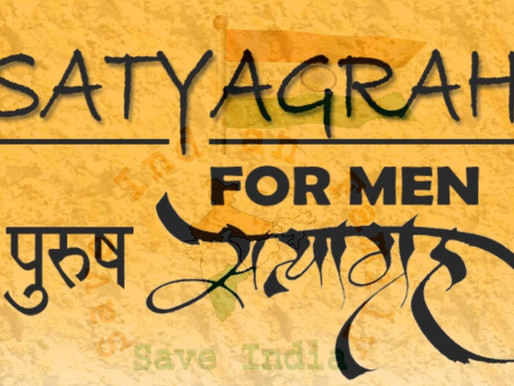 Satyagrah for Men