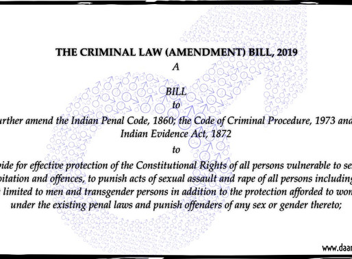 Adjusting to reality - Sr Adv KTS Tulsi introduces bill in RS to make sexual crimes Gender Neutral