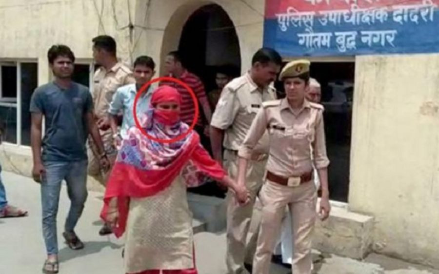 Woman hires killers to bump off son in Greater Noida, 5 held