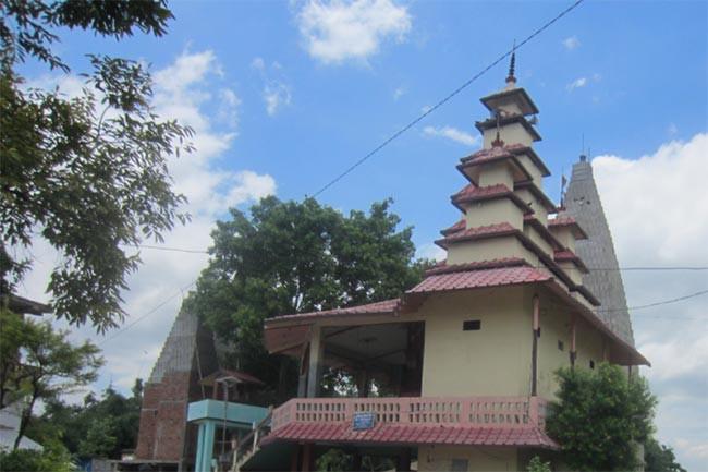 Mata temple in Muzaffarpur, Bihar
