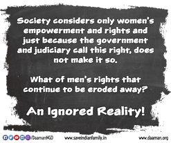 An Ignored Reality...