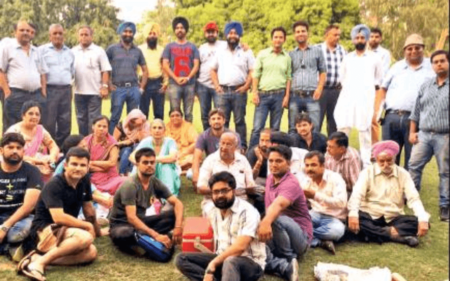 A call for Equal Rights by SIF Chandigarh