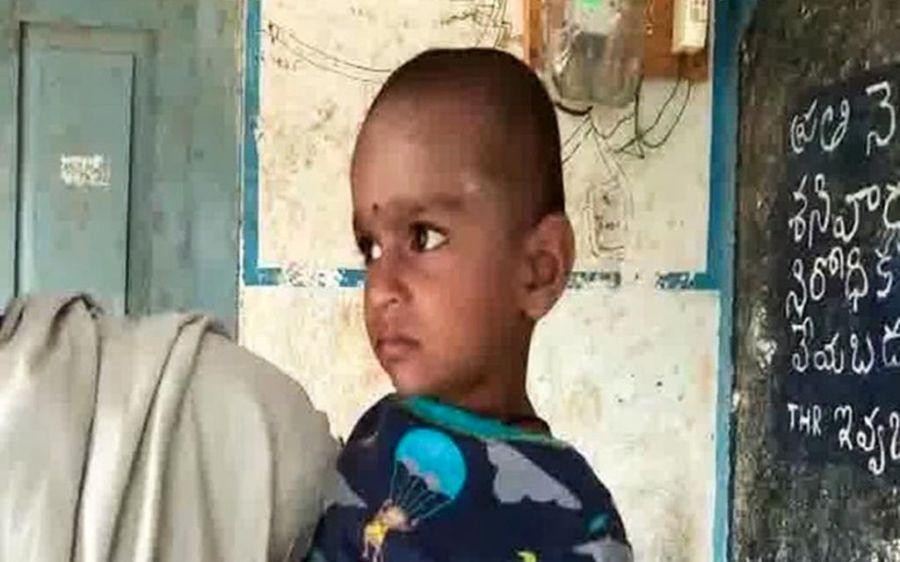Inhuman: Anganwadi worker puts chilli powder in toddler's mouth to stop him from crying