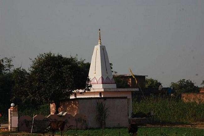 Salkadih temple in Chandauli, UP