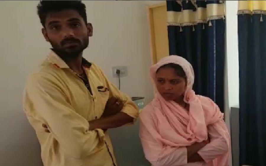 जिस पत्नी की हत्या के आरोप में जेल में बंद है पति, वह लवर के साथ जिंदा मिली