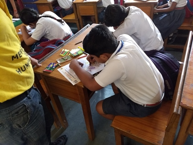 Drawing Competition on Children's Da