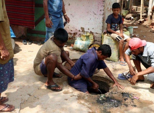 Govt Has Not Released a Single Rupee for Rehabilitation of Manual Scavengers