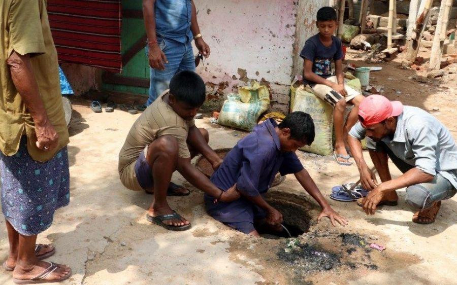 Govt hasn't released any rupee for rehabilitation of manual scavengers