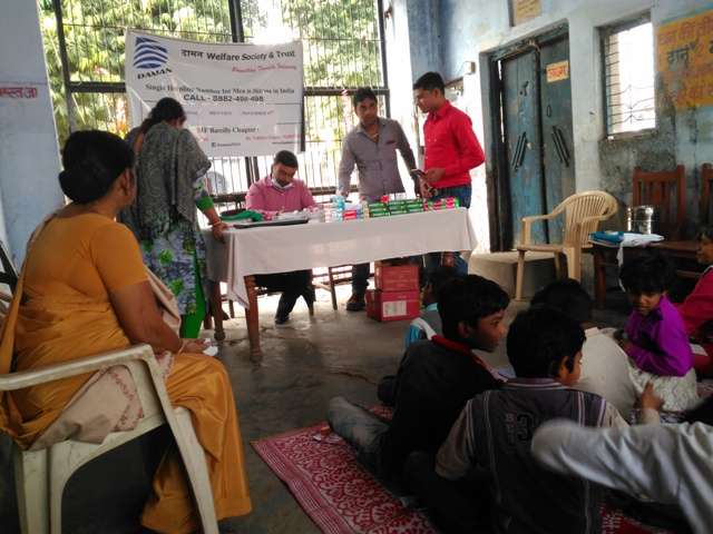 Dental and Oral Health Check up Camp