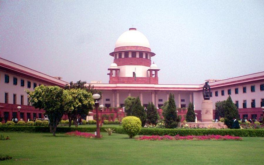 Why courts are bound to follow the principles laid down by the SC?