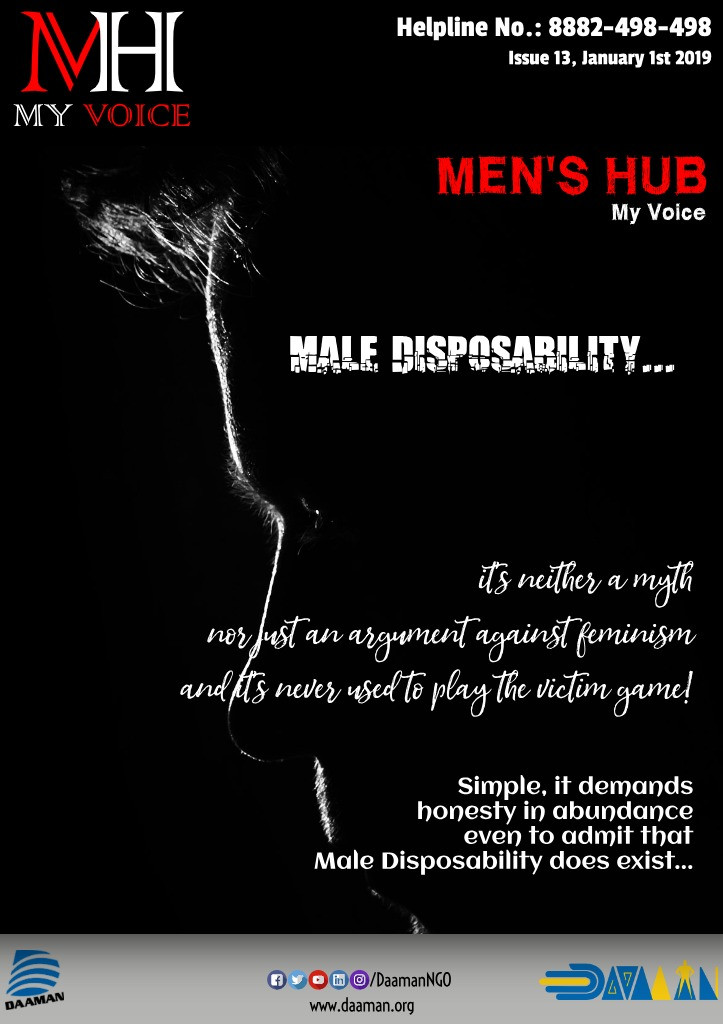 Men's Hub Issue Twelfth