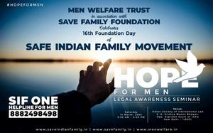 #HopeForMen
