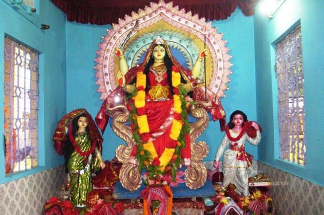 Santoshi mata temple in Jodhpur, Rajasthan