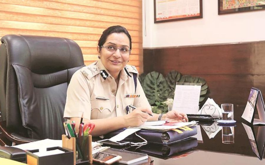 Panchkula's first woman police commissioner: I openly and strongly say that I am a feminist