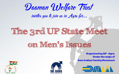 3rd UP State Meet on Men's Issues