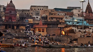 UP: 150 men take dip in Ganga to protest against feminism, demand equal rights for men