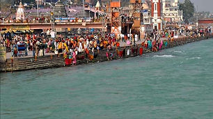150 men take dip in Ganga to get 'rid of toxic feminism'