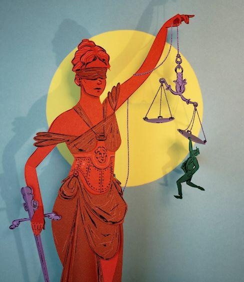 A Fight for Men's Rights, in California Courts