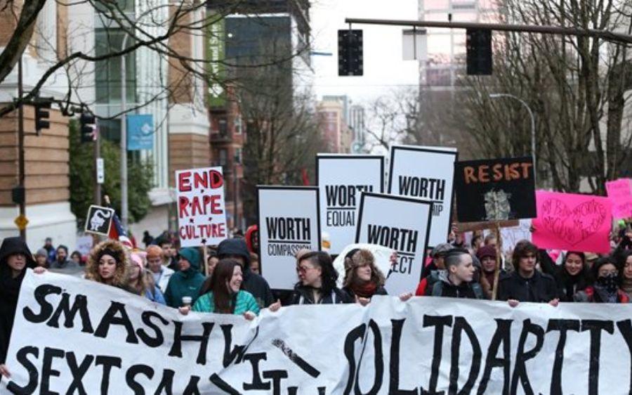 #UsToo Strikes Back, Demanding Equal Justice
