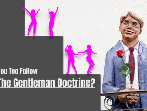Are you too a Silent Gentleman?