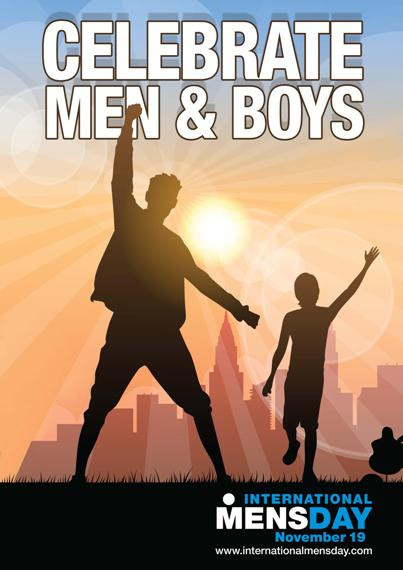 Join Us and Celebrate Men & Boys