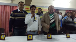 Seminar in Agra