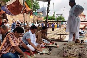 Men In Varanasi Conducted Rituals To Eradicate 'Demon-like Feminists'