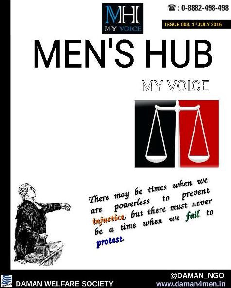 Men's Hub Issue Three