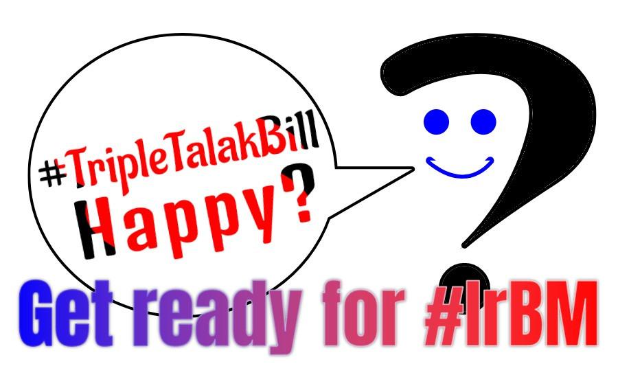 #TripleTalaqBill - Pivotal Moments