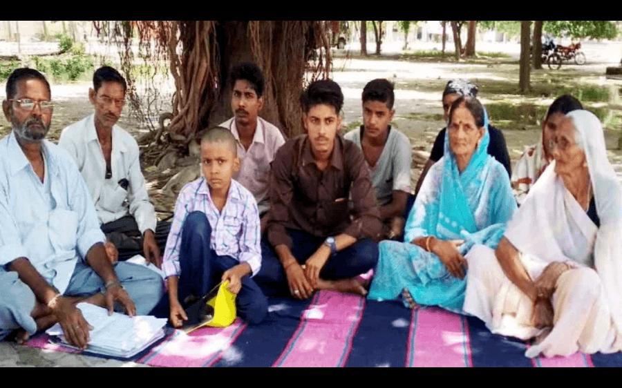 82 साल की वृद्धा के साथ एक ही परिवार के 10 लोगों ने मांगी इच्छामृत्यु, वजह 'बहू के ये सितम'