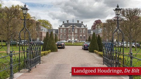 Houdringe Estate, De Bilt