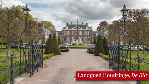 Houdringe Estate, De Bilt