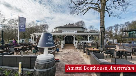 Amstel Boathouse, Amsterdam