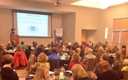 Had great time speaking in Huntsville at the North Alabama SHRM meeting