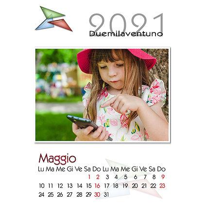 Calendario Mensile