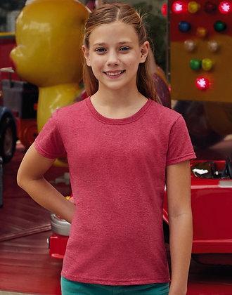 T-shirt bambina Valueweight