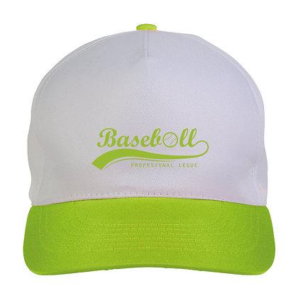 Cappellino Baseball poliestere