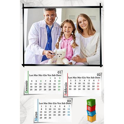 Calendario trimestrale