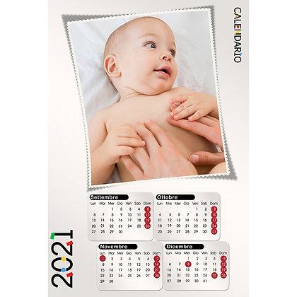 Calendario Quadrimestrale