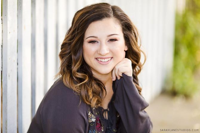 Mickey R. | Benicia High School | Napa Valley Portrait Photography | Studio Twelve