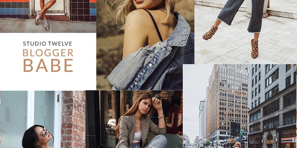 Blogger Babe - Concepts by Studio Twelve