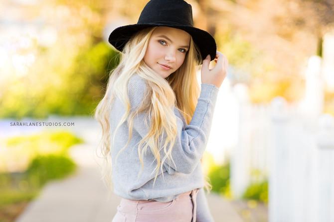 Arden L. | Twelve Teens | Napa Valley Portrait Photography | Studio Twelve