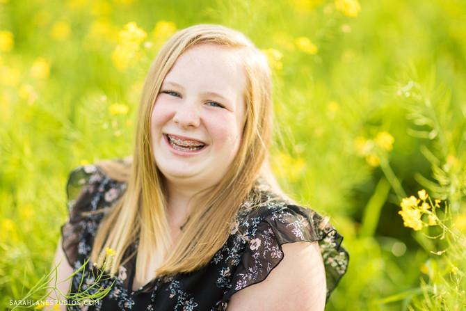 Myla B. | Napa Valley Portrait Photography | Studio Twelve