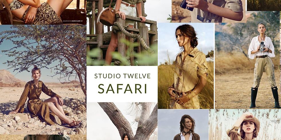 Safari West - Concepts by Studio Twelve