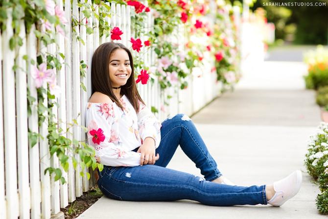 Taylor T. | Benicia High School | Napa Valley Portrait Photography | Studio Twelve