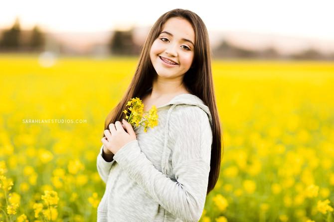 Kayli D.   Twelve Teens   Napa Portrait Photographer   Studio Twelve