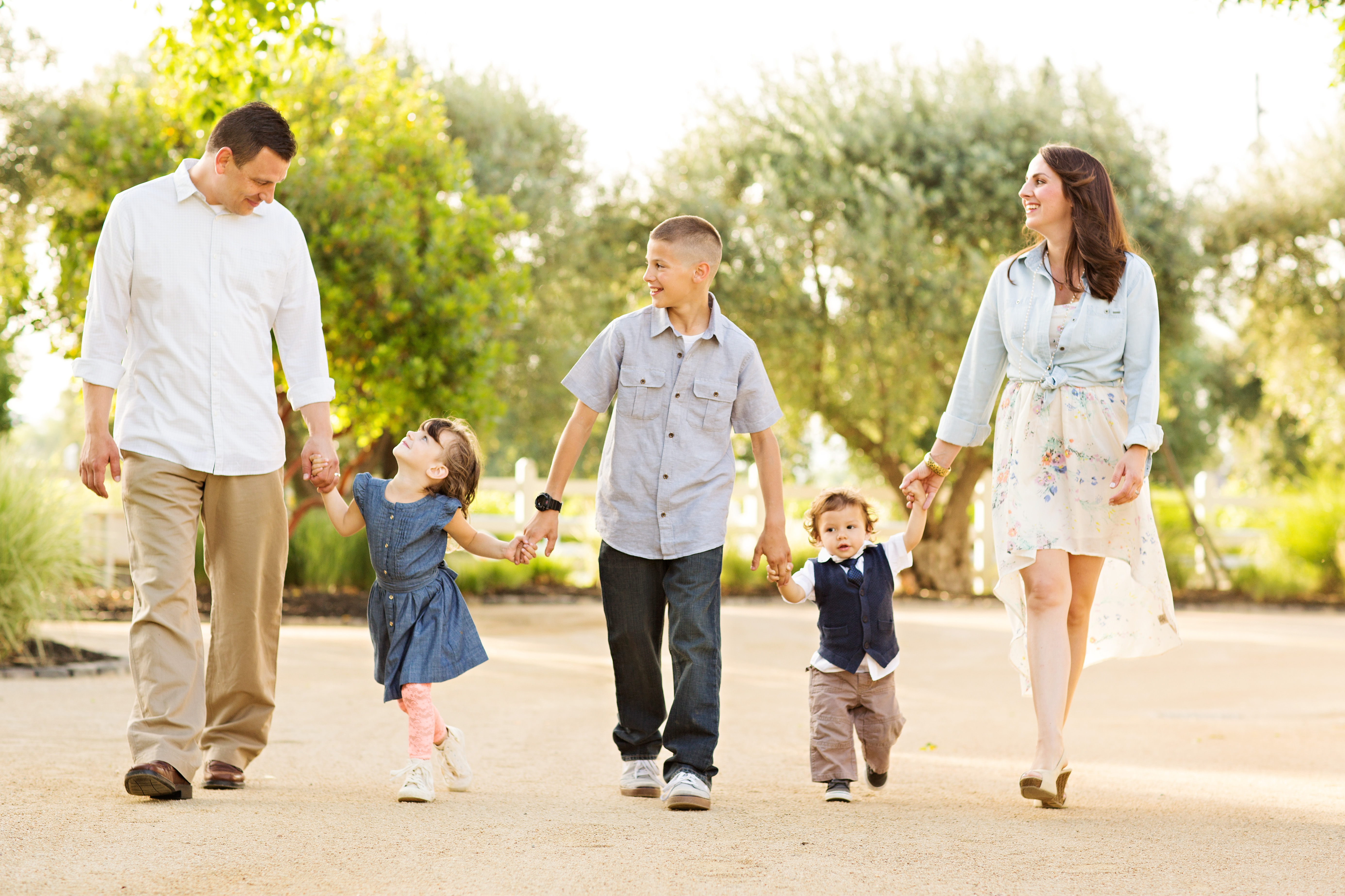 Napa Family Portrait Photographer