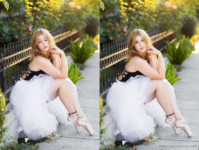 Ellie C. | Saint Helena High School | Napa Valley Portrait Photography | Studio Twelve
